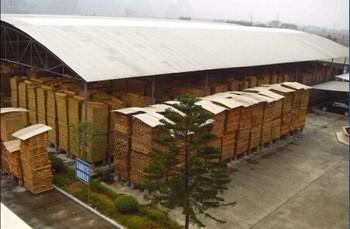 Standardized wood and FSC certificate