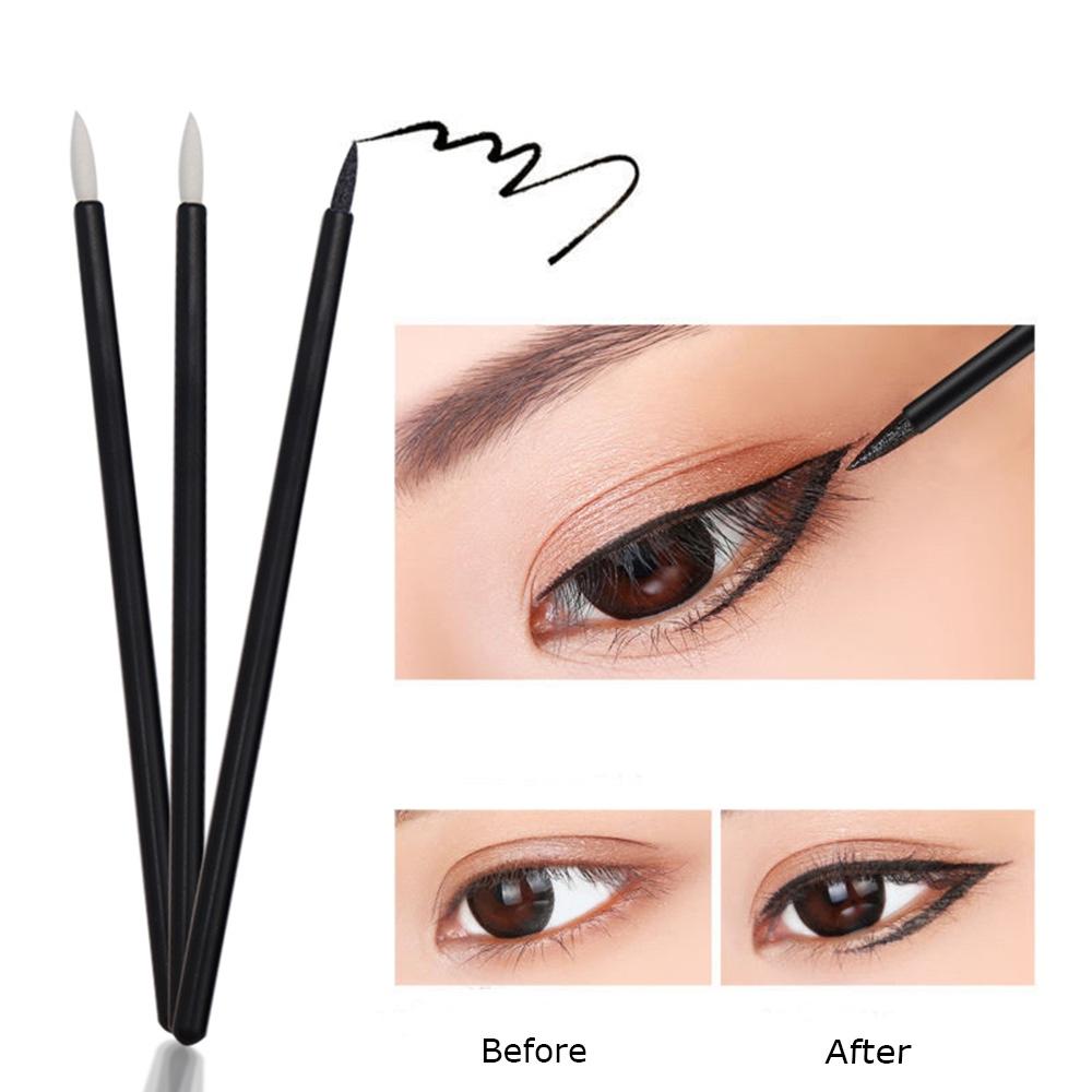 Custom Eyeliner Goat Hair Eye Brushes